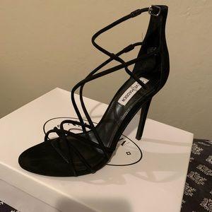 Black Steve Madden heels